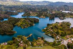 Guatapé Lake (Franklin Solis) Tags: canon70d canon canoneos70d colombia landscape