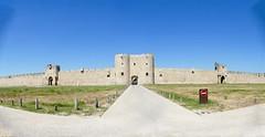 France, Panorama de la ville fortifier de Aigues Mortes (Roger-11-Narbonne) Tags: aiguesmortes ville médièvale tour remparts rue porte
