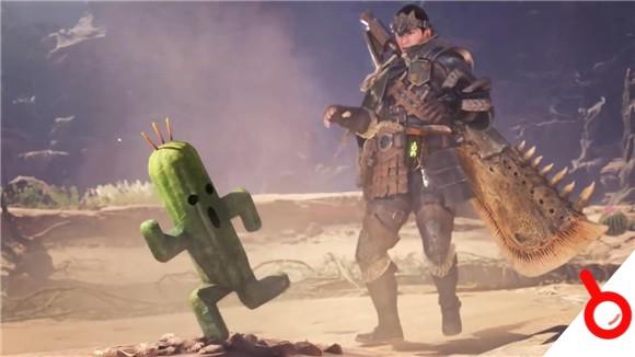 《怪物獵人:世界》與《FF14》聯動8月2日推出