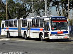 Metra - Sistema Metropolitano de Transporte 8010 (Chailander Borges (São Paulo/Brasil)) Tags: classic vintage old abd corredor paulo são downtown city buses emtu bernardo do campo