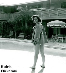 antiquestorefinds249 (Hedrin) Tags: antique store find finds antiquestorefinds antiquestorefind swim bathing suit bathingsuit swimsuit hotel motel pool posed posing