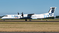 G-ECOC-1 DHC8 AMS 201807