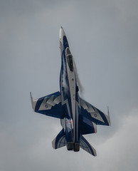 Canadian Hornet vertical (dickiebirdie68) Tags: aircraft military airshow flight flying riat fairford clouds sky