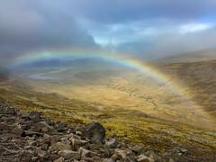 Latrabjarg Westfjorde (torremundo) Tags: reisen island latrabjarghalbinsel regenbogen westfjorde