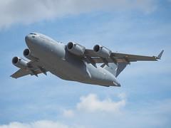 Qatar Emiri Airforce C-17 (~ PaulG ~) Tags: qatar emiri airforce c17 mildenhall egun boeing mcdonnell douglas a7mao