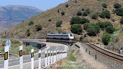 Regional 17026 (joseignacioalbala) Tags: tren tajo variante ferrocarril 598 extremadura cáceres garrovillas alconetar