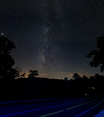 Cumberland Falls HWY 90 Overlook - Ky Milky Way (kywaterfallguy) Tags: danielboonenationalforest daniel boone national forest danielboone nationalforest kentucky milkyway milky way night longexposure long exposure stars astrophotography