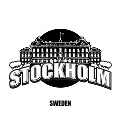 Stockholm royal palace black and white logo (Hebstreits) Tags: architecture attraction background building capital card castle city culture destination drawing drottningholm europe facade family famous garden greeting hand heritage historic icon journey king kungliga landmark old outline palace park poster residence royal scandinavia stockholm stockholms structure sweden swedish symbol tour tourism tourist town travel trip vector view