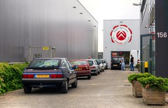 BX-Club Bollen & BBQ Meeting 2018 (Skylark92) Tags: nederland netherlands holland flevoland almere xenonstraat do citroen service garage bxclub bollen bbq meeting specialist xm 20i prestige lpg 99pjst 1998 158