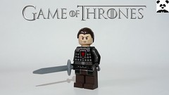 19 - Stannis Baratheon - Lord of Dragonstone (Random_Panda) Tags: lego figs fig figures figure minifigs minifig minifigures minifigure purist purists character characters comics hero heroes comic book books films film movie movies tv show shows game thrones hbo westeros stannis robert baratheon king dragonstone