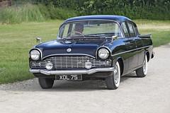 Vauxhall Velox (1961) (Roger Wasley) Tags: vauxhall velox classic car toddington gloucestershire