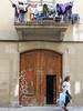 roba estesa (jorapa) Tags: laundry street bcn barcelona