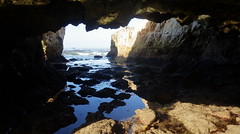 Avila sea cave (Jeff Goddard 32) Tags: cavelanding avilabeach sanluisobispocounty lowtide