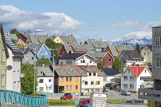 Colours of Tromsø, Norway