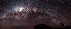 Pano Milky Way (Michael Davies AUS) Tags: nikond500 sigma1224f28 milkyway nightphotography stars nightsky stargazer