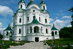 The Cathedral of the Nativity of the Blessed Virgin. The facade. Собор Рождества Богородицы. (valery_pokotylo) Tags: church