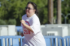 SONC SummerGames18 Tony Contini Photography_1125 (Special Olympics Northern California) Tags: 2018 summergames trackfield running athlete femaleathlete specialolympics
