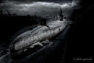 Hamburg - Submarine B-515
