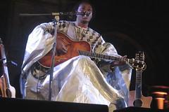 Baaba Maal (2018) 03 (KM's Live Music shots) Tags: worldmusic senegal fulbe mbalax baabamaal taylorguitar archtopguitar guitar unionchapel