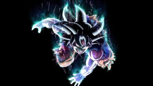 Anime Goku Ultra Instinct Windows Live Wallpaper A Photo