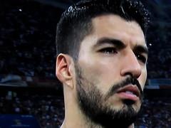 Luis Suarez (knightbefore_99) Tags: football futbol beautiful game worldcup fifa 2018 russia cool best awesome great uruguay luissuarez barcelona wild striker tv screenshot