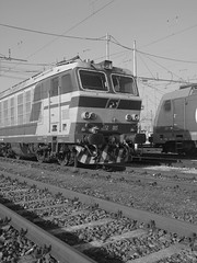 boschetto marzo 2018 #20 (train_spotting) Tags: novaraboschetto tigre tigrone e652003 trenitaliacargo trenitalia ticargo divisionecargo mir merciitaliarail nikond7100