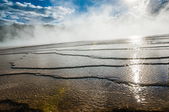 Grand Prismatic Spring-5.jpg (VoxLive) Tags: grandprismaticspring mountains geiser yellowstone travel grandtetons nationalparks