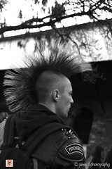 Punx Picnic July 2018 (turbonunentertainmentgroup) Tags: punk punkabilly punkphotography gigphotography musicphotography sludgepunk portrait sludemetal looseunit wolfpack howl blackandwhitegigphotos gigwork