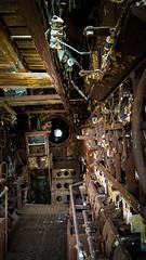 U Boat - U 534 - Museum - Woodside (ken_davis) Tags: kendavis manchestershipcanal panasonicfz1000 uboat u534