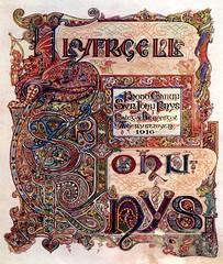 Llyfrgell Syr John Rhŷs (Rhisiart Hincks) Tags: librariesandlibrarians 1916 llyfrgell ceredigion wales cymru aberystwyth scholar ysgolhaig johnrhŷs johnkeltedwards celtic celtaidd exlibris