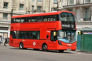 LC67 AKU (HV 405) Arriva London