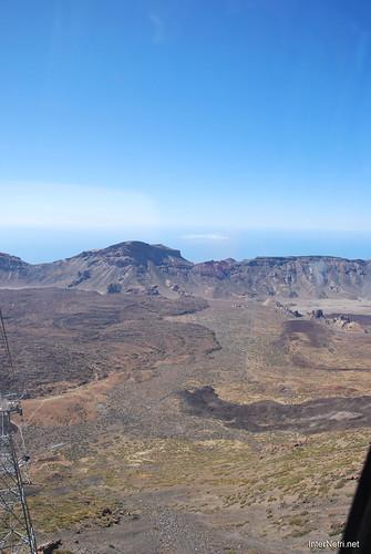 На вершині Тейде, Тенеріфе, Канарські острови  InterNetri  349