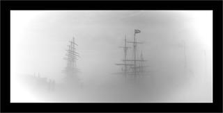 Les vaisseaux fantômes