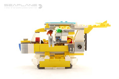 Seaplane (dvdliu) Tags: lego amoc seaplane vehicle 31079 sunshine surfer van