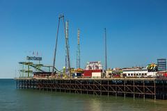 South Pier (Gary S Bond) Tags: great britain united kingdom 2018 a65 alpha blackpool coast england july lancashire north promenade seaside shabbagaz sony summer uk west greatbritain unitedkingdom