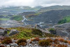 llechwedd slate mine | quarry explorer tour | north wales (John FotoHouse) Tags: wales 2018 llechweddslatemine quarryexplorer johnfotohouse cymru