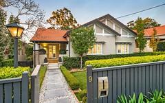 9 Paradise Avenue, Roseville NSW