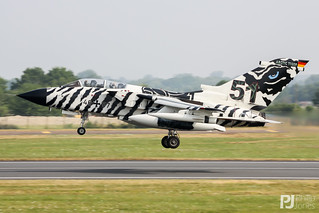 German Air Force Tornado ECR 46+57