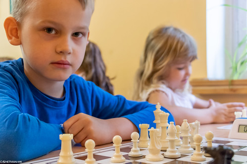 VIII Szachowe Mistrzostwa Społecznego Przedszkola Akademia Przedszkolaka-8