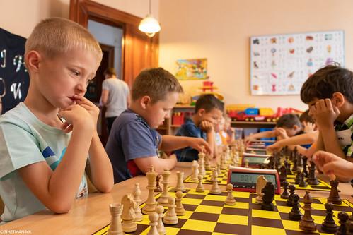 VIII Turniej Szachowy Przedszkolaków o Mistrzostwo Świdnicy-57