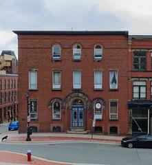 Old Provincial Building (rickmacewen) Tags: heritagearchitecture architecture saintjohn newbrunswick building canada
