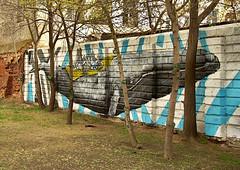 Graffiti in Oilman Рark (DementyD) Tags: граффити улица площадь астрахань graffiti street square city astrakhan ecology activism corporations streetart