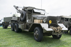 148 UXY  1943  Ward Le France M1A1 Heavy Wrecker (wheelsnwings2007/Mike) Tags: 148 uxy 1943 ward le france m1a1 heavy wrecker north rode rally military vehicle section 2018 cheshire