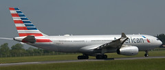 Airbus A-330-243 N290AY (707-348C) Tags: dublinairport dublin dub airbus airliner jetliner airbusa330 a332 n290ay americanairlines ireland american aal passenger 2018 eidw