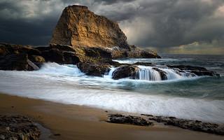 Panther Beach Storm