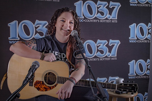 Ashley Mcbryde fan photo