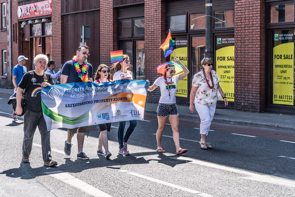 ABOUT SIXTY THOUSAND TOOK PART IN THE DUBLIN LGBTI+ PARADE TODAY[ SATURDAY 30 JUNE 2018]-141705
