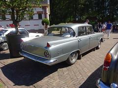 Borgward 2300 1961 Apeldoorn (willemalink) Tags: borgward 2300 1961 apeldoorn