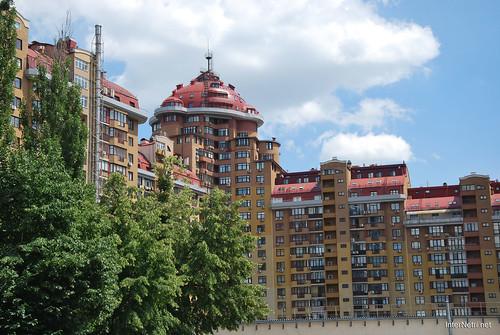 Київ, вулиця Євгена Коновальця  InterNetri Ukraine 358