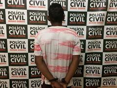 DNA confirma que homem estuprou violentamente mulher durante roubo em Ibiá, MG (portalminas) Tags: dna confirma que homem estuprou violentamente mulher durante roubo em ibiá mg